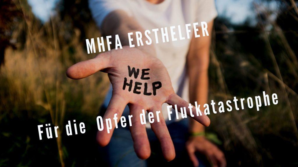 MHFA Ersthelfer bieten seelische Hilfe