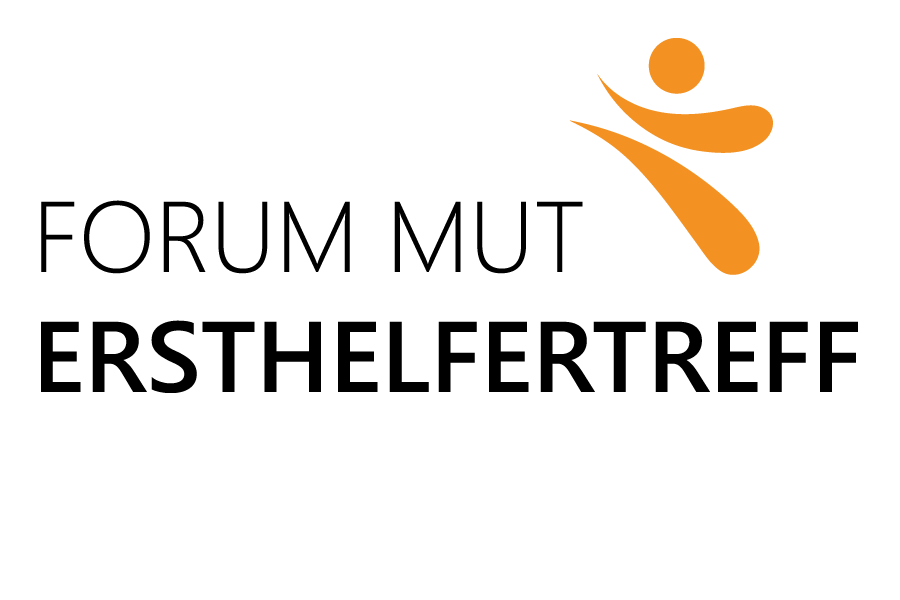 Logo des Forum Mut Ersthelfertreff