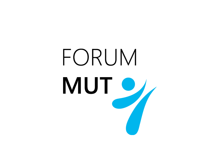 Logo des Forum Mut